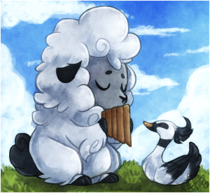 __sheep_s_pan_flute___by_nayobe-d6cpppz